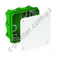 Распределительная коробка с крышкой 100х100х50 мм Schneider Electric IMT35122