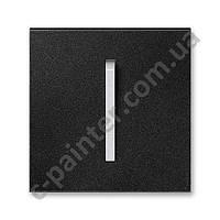 Центральная панель выключателя одинарная ABB Neo Оникс /Титан 3559M-A00651 74