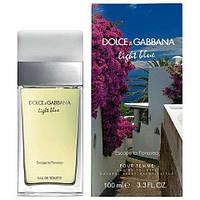 Dolce&gabanna light blue escape to panarea - туалетная вода lp (копия)