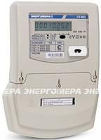 Электросчетчик Энергомера CE 302 S33 745 JY 5-60А, 3 фазный, 230/400 В, ЖКИ, актив-реактив однотарифный