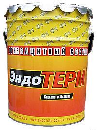 Огнезащитное покрытие для стальных несущих конструкций ЭНДОТЕРМ 400202 - TAMAKOR.COM.UA в Киеве