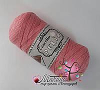 Трикотажная пряжа Celine ribbon Peria, св. розовый