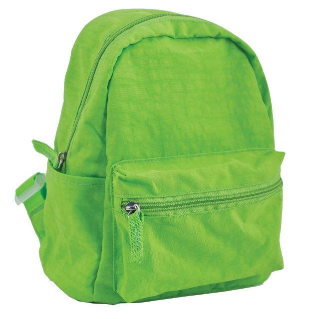 """Рюкзак """"1 Вересня"""" №554131 (26*18*10) K-19 Lime"""