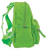 """Рюкзак """"1 Вересня"""" №554131 (26*18*10) K-19 Lime, фото 2"""