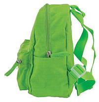 """Рюкзак """"1 Вересня"""" №554131 (26*18*10) K-19 Lime, фото 3"""