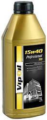 VipOil Professional TD 15W40 CD/SF, 1L x15