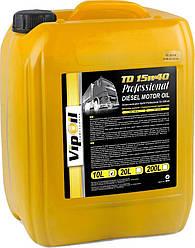 VipOil Professional TD 15W40 CD/SF, 10L