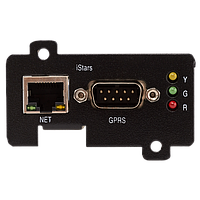 Модуль для удаленного управления инвертором LogicPower LP-ST100P SNMP Web Card