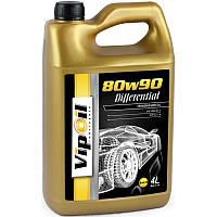 VipOil Differential 80W90 GL-5, 4L x5