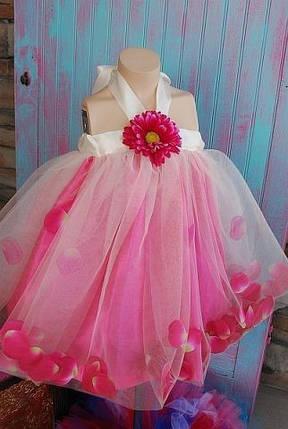 Платья  из фатина с сюрпризом, фото 2