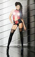Сексуальный латексный комплект Sensual Mistress set Lolitta