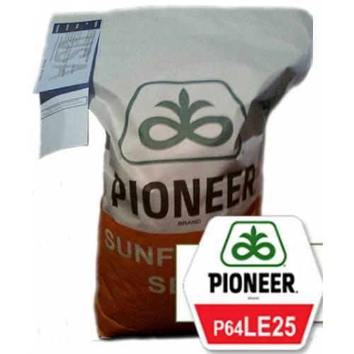 Семена подсолнечника П64ЛЕ25 Пионер (P64LE25 Pioneer)