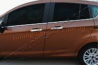 Накладки на ручки Omsa на Ford B-Max 2012