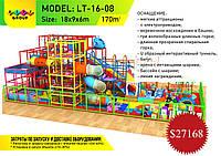 Детский аттракцион Модель: LT-16-08 (170м2)
