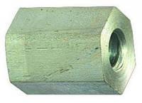 Гайка шестигранная DW15 для щитов опалубки, мин. заказ 50 штук