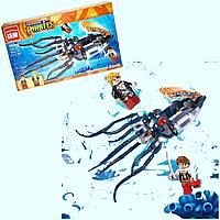 Конструктор «Brick» Legendary Pirates   «Механический кальмар»