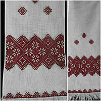 Свадебный рушник на канве (ручная работа), 180х33 см., 330х280 (цена за 1 шт. + 50 гр.)