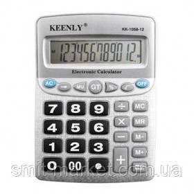 Калькулятор Keenly KK-1058 - 12