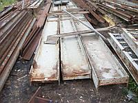 Закупаем лом негабаритный стальной