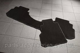 Infiniti FX35 2009-12 коврики в салон велюровые черные Новые Оригинальные