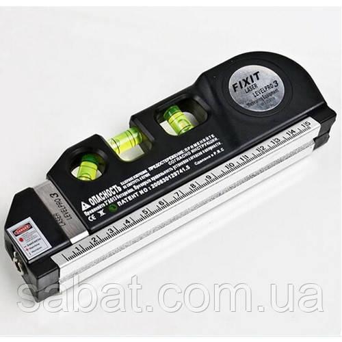 Уровень лазерный Fixit Laser Levelpro 3