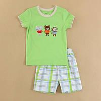 Шорты и футболка для мальчика.