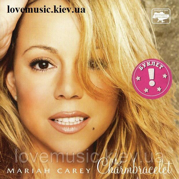 Музичний сд диск MARIAH CAREY Charmbracelet (2002) (audio cd)