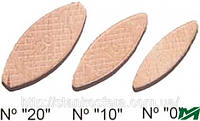 Шкант плоский Virutex (ламели) (1000шт.)