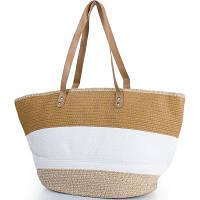 Женская пляжная соломенная сумка ETERNO (ЭТЕРНО) DCP-05-01