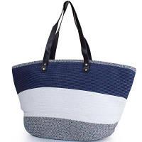 Женская пляжная соломенная сумка ETERNO (ЭТЕРНО) DCP-05-04