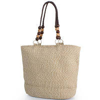 Женская пляжная соломенная сумка ETERNO (ЭТЕРНО) DCP-06-01