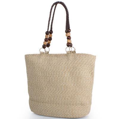 Женская пляжная соломенная сумка ETERNO (ЭТЕРНО) DCP-06-01, цена 550 ... 171a83c3672