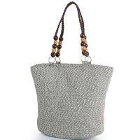 Женская пляжная соломенная сумка ETERNO (ЭТЕРНО) DCP-06-02