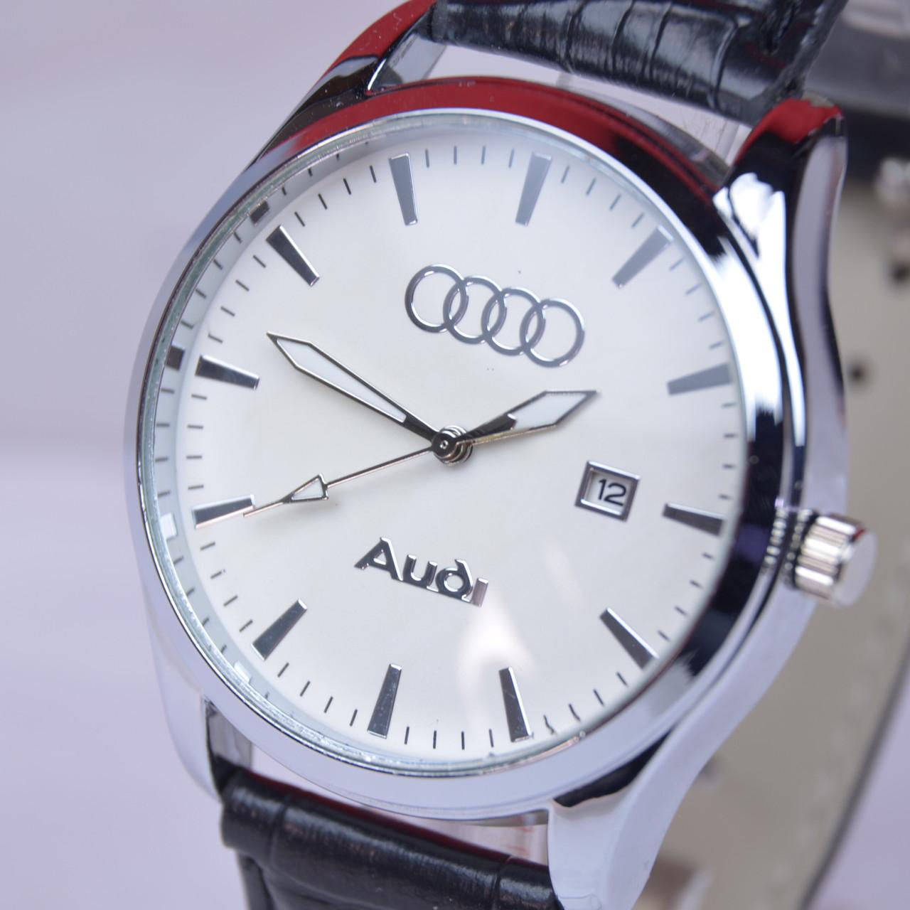 Мужские наручные часы Audi (7068-2) кварц календарь