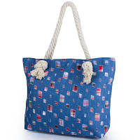 Пляжная сумка ETERNO Женская пляжная джинсовая сумка ETERNO (ЭТЕРНО) DCA-001-01