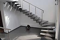 Лестницы на ступенчатом косоуре, фото 1