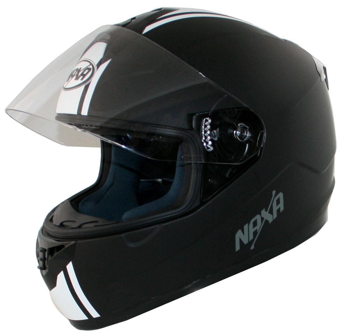 Мотоциклетный шлем NAXA F18/C MAT r.S