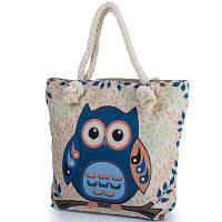 Женская пляжная тканевая сумка ETERNO (ЭТЕРНО) DCA-009-01