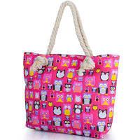 Женская пляжная тканевая сумка ETERNO (ЭТЕРНО) DCA-206-02