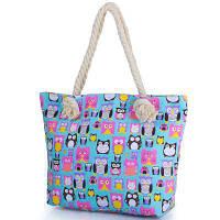Женская пляжная тканевая сумка ETERNO (ЭТЕРНО) DCA-206-03