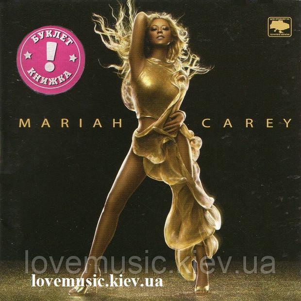 Музичний сд диск MARIAH CAREY The emancipation of mimi (2005) (audio cd)