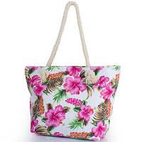 Женская пляжная тканевая сумка ETERNO (ЭТЕРНО) DCT-304-1-01