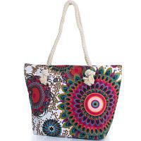 Женская пляжная тканевая сумка ETERNO (ЭТЕРНО) DCT-304-1-03