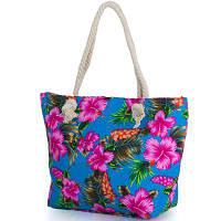 Женская пляжная тканевая сумка ETERNO (ЭТЕРНО) DCT-304-1-08