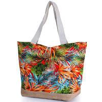Женская пляжная тканевая сумка ETERNO (ЭТЕРНО) DCT-296-2-04
