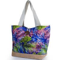 Женская пляжная тканевая сумка ETERNO (ЭТЕРНО) DCT-296-2-05