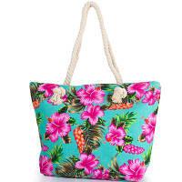 Женская пляжная тканевая сумка ETERNO (ЭТЕРНО) DCT-304-1-07