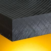 Полиамид листовой черный т.10мм-60мм