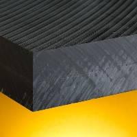 Капролон графитонаполненный черный лист т.10мм-60мм