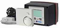 Привод-контроллер для регулирования температуры теплоносителя ESBE 90С-1А